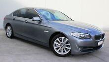 2011 BMW 520D F10 Steptronic Grey 8 Speed Sports Automatic Sedan Berwick Casey Area Preview