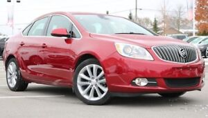 2015 Buick Verano|Sunroof|Rem. Start|Heated Front Seats|Navi