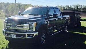 Hauling service, Truck and Trailer for hire