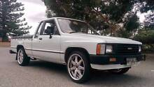 1984 Toyota Hilux run-about Xtra Cab - Long Tray (2 seater) Heathridge Joondalup Area Preview