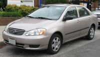 WANTED- BUYING ALL 1998-2010 TOYOTA/LEXUS/VIBES-ANYKM