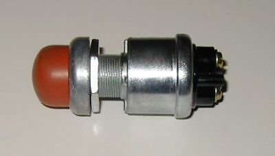 LINCOLN WELDER SA200 SA250 SAE300 400 Classic Push Button Switch RED Rubber, used for sale  USA