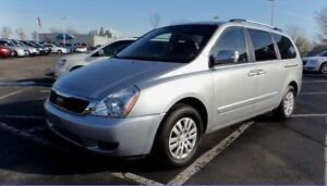 REDUCED! REPAIRABLE 2011 KIA SEDONA LX MINIVAN MUST SELL!