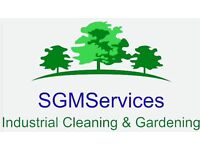 Gardening & industrial cleaning