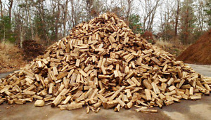 Seasoned firewood for sale delivery available