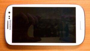 Samsung Galaxy S3 broken LCD