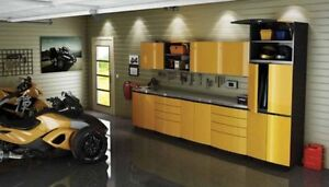 European Inspired Cabinets from Garage Systems Kitchener / Waterloo Kitchener Area image 6
