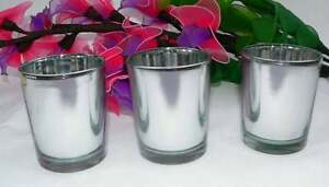 100-silver-glass-anniversary-wedding-decoration-tealight-candle-bling-holder