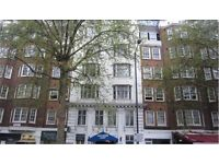 Lovely 5 bedroom 3 bathroom apartment fantastically opposite Regents park. With balcony & parking.