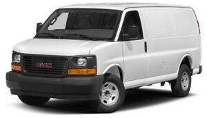 2018 GMC Savana 2500 Work Van