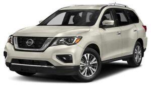 2018 Nissan Pathfinder SV Tech Navigation, Heated Seats, Back...