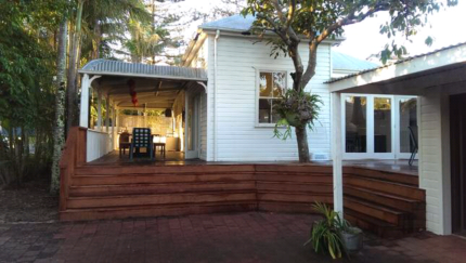 Short term accommodation in Byron bay over Easter/Bluesfest