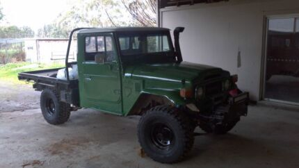 Hj 45 land cruiser for sale Mirboo North South Gippsland Preview