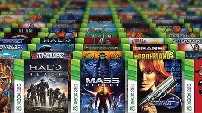 Microsoft Xbox 360 Games Buy 1 Get 1 10  Off