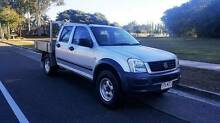 2004 HOLDEN RODEO DUELCAB UTILITY, 4X4 RWC, REGO!!! Kippa-ring Redcliffe Area Preview
