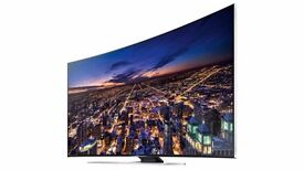 """Samsung 55"""" LED 4K UHD Ultra Curved 3D 4K Top model Amzing features and design with future ready"""
