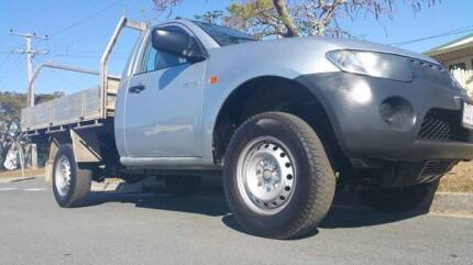 2008 MITSUBISHI TRITION UTE, RWC,6 MTHS REGO!!!! Kippa-ring Redcliffe Area Preview