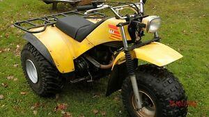 1984 Yamaha Tri-moto 200