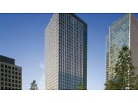 Office Space in Canary Wharf, London | E14 | From £499 pcm *
