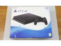 Ps4 slim NEW ONES OUT CHEAP!!