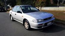 1998 SUBARU IMPREZA AWD SEDAN, MANUAL, RWC, 6 MTHS REGO!!! Kippa-ring Redcliffe Area Preview