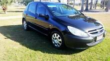 2003 PEUGEOT 307 HATCHBACK, MANUAL,RWC, REGO!!! Kippa-ring Redcliffe Area Preview