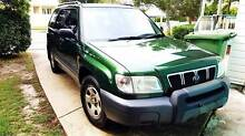 1999 SUBARU FORESTER WAGON, MANUAL, RWC, REGO!!! Kippa-ring Redcliffe Area Preview