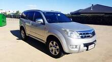 2010 GREATWALL X240 WAGON, MAUAL, RWC, REGO!! Kippa-ring Redcliffe Area Preview