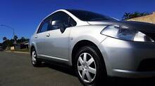 2007 NISSAN TIDA SEDAN, RWC, REGO!!!! Kippa-ring Redcliffe Area Preview