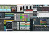 Logic pro x / Abelton / Flstudio .. And More For mac/Windows