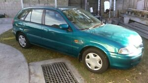 2000 Ford Laser Hatchback Oxenford Gold Coast North Preview