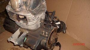 1997 Yamaha Big Bear 350cc 2x4 parts.