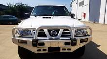 2004 NISSAN PATROL GU WAGON, TURBO DIESEL, AUTOMATIC, RWC, REGO!! Kippa-ring Redcliffe Area Preview