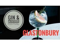 Glastonbury Gin & Prosecco Festival - free samples, goody bag, live music + more