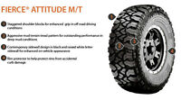 DUNLOP FIERCE ATTITUDE MT TIRES FROM ONLY $1150 set of 4