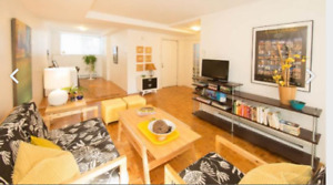 NDG 3½ near Universities, HEC, 2min from Snowdon metro station