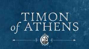 Buy Event Tickets of Timon Of Athens.