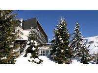 FRANCE Winter Ski Season - Hotel Housekeeping Opportunity