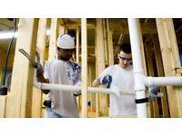 Appretice Plumber, Apprentice handyman, Apprentice plumbers needed