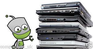 Scrap PC/Laptop plastics with Windows 7 Pro 32 64bit COA License Key