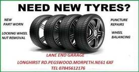 tyres all sizes at the best prices