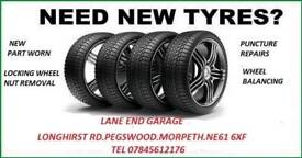 tyres all sizes at discounted prices