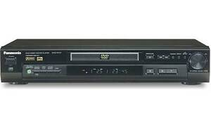 Panasonic DVD/CD Player Downtown-West End Greater Vancouver Area image 1