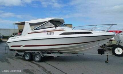 Leeder 710 SPORTS HARDTOP FISHERMAN SERIES FAMILY ALLROUNDER Wanneroo Area Preview