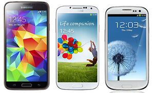 Great Condition & Unlocked Samsung Galaxy S4,S5,