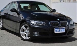 2007 BMW 323i E90 Steptronic Black 6 Speed Sports Automatic Coupe Madeley Wanneroo Area Preview