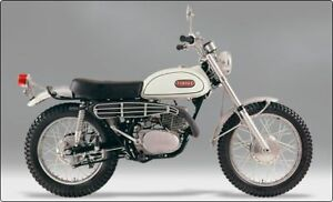 Looking for a winter project. 1969/70/71 Yamaha 250/360 Enduro