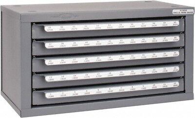 Huot 60 To 1 Drill Storage Dispenser 14-58 Wide X 7-38 Deep X 7-34 High