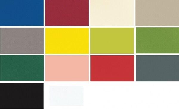Mitteldecke Dunicel - 84 x 84 cm - 20 Stück - verschiedene Farben