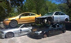 Scrap cars 07709 943916